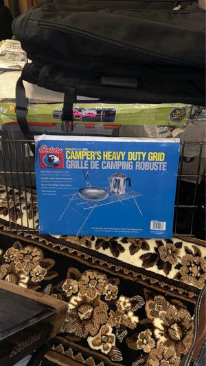 CAMPERS HEAVY DUTY GRID for Sale in Stockton, CA