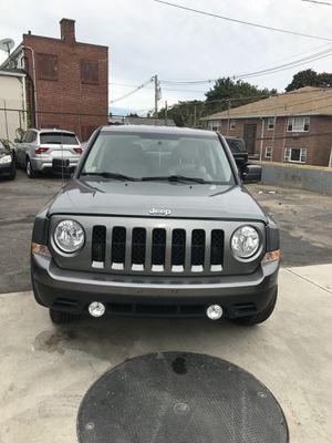 2012 Jeep Patriot Latitude 4x4 4dr SUV for Sale in Newton, MA