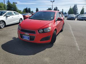 2014 Chevy Sonic for Sale in Tulalip, WA