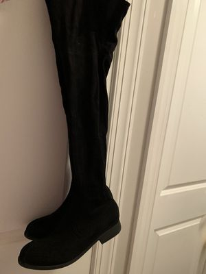 Thigh high boots sz 7.5 for Sale in Washington, DC