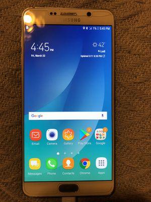 Galaxy Note 5 for Sale in Lodi, CA
