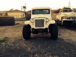 1958 Willys Jeep 4x4 for Sale in Bloomington, CA