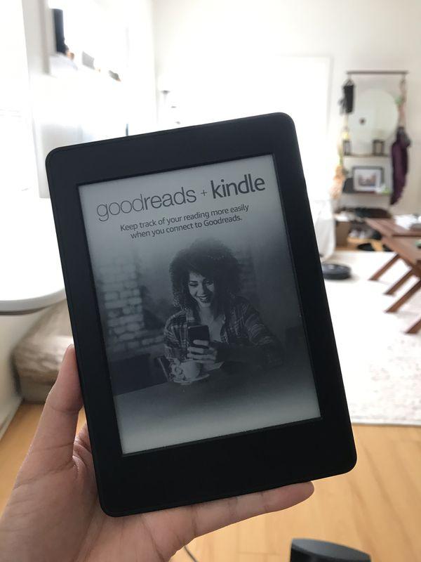 Kindle Paperwhite 2016