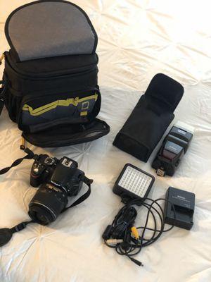 Nikon Camera Bundle for Sale in Oshkosh, WI