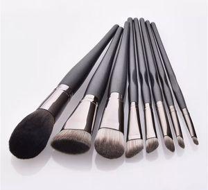 Must go! 8PCS Profession Blending Makeup Brushes Set Kabuki Face Powder Blush Brush Flat Foundation Brush Set Cosmetic Brushes. for Sale in Claremont, CA