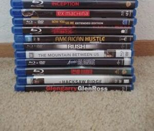 Blu-ray movies (3 for $10) for Sale in Seattle, WA