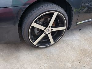 19 inch wheels rims 5x114.3 new pirelli for Sale in Azalea Park, FL