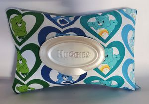 Care Bears Baby Wipes Cover for Sale in Apple Valley, CA