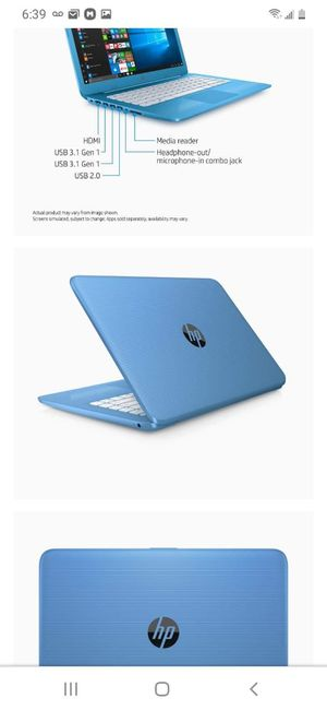 HP Stream Laptop for sale for Sale in Victorville, CA
