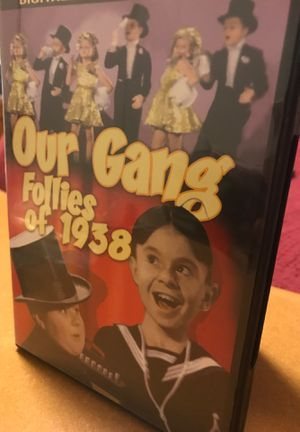 Our gang follies of 1938 digitally remastered DVD for Sale in Rosamond, CA