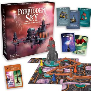 Forbidden Sky Board Game for Sale in Lakewood, CO