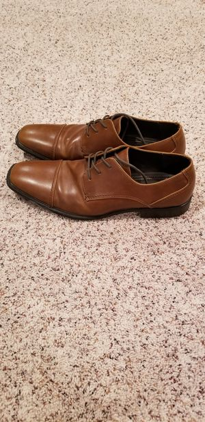 Apt. 9 Brown Dress Shoes Size 10 for Sale in Saint Elizabeth, MO
