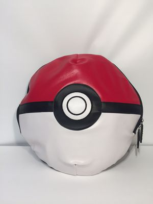 Official Pokemon Pokeball Leather Backpack/ Carry Bag for Sale in Pleasant Hill, CA