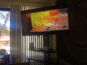 "65"" tv , Xbox 1 and tv stand for Sale in Tucson, AZ"