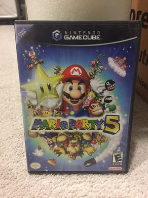 Mario Party 5 for Nintendo GameCube for Sale in Salisbury, MA