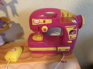 Lalaloopsy sewing machine for Sale in Frisco, TX