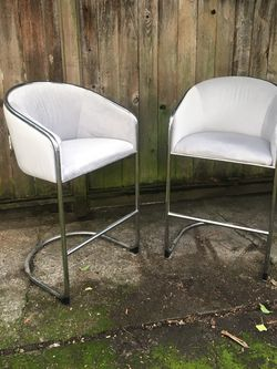 Rare Vintage Anton Lorenz for Thonet Bar Stools for Sale in Seattle,  WA