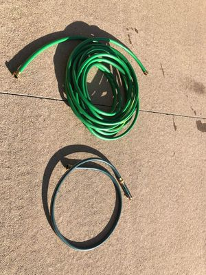 Garden Hose w/ accessories for Sale in Davenport, IA