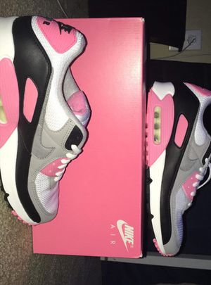 Hot pink black and grey Nike air max for Sale in Ventura, CA
