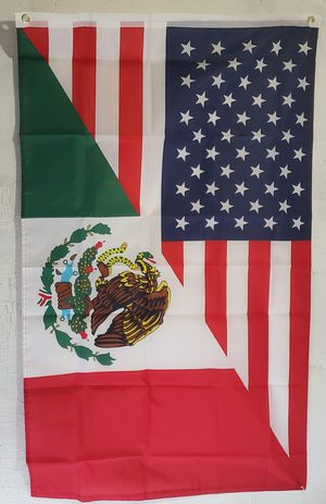 Flag Size 3ftx5ft (100% Polyester) for Sale in Colton, CA