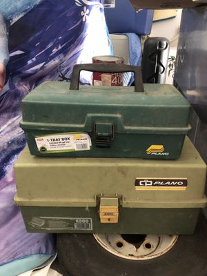 Fishing Boxes for Sale in Modesto, CA