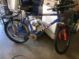 Trek 8000 Bicycle XL SLR - Mountain Bike for Sale in Redwood City, CA