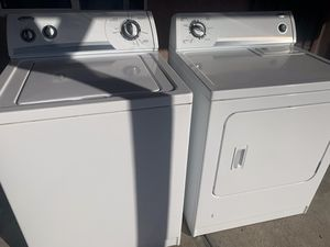 Whirlpool gas set *LIKE NEW* for Sale in Shafter, CA
