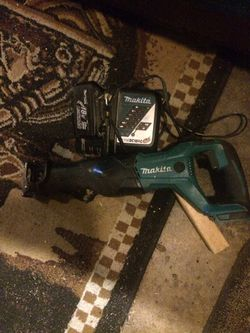 Makita saws all for Sale in Freetown,  MA