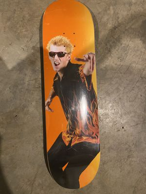 8.5 pizza skateboard deck for Sale in Waynesville, MO