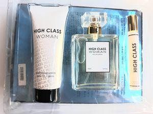 High Class by Sandora Fragrances ,3-piece set for Sale in Denver, CO