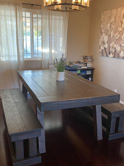 Farmhouse Dining Table for Sale in Anaheim,  CA