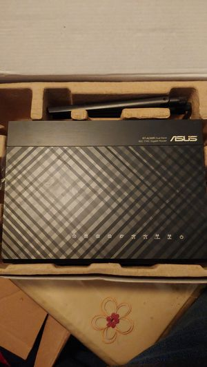 ASUS RT-AC68R WI-FI ROUTER for Sale in Acampo, CA