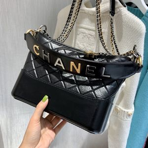 Chanel Black Leather Bag 20cm for Sale in Los Angeles, CA
