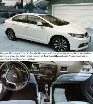 Price$1400 Honda Civic 2013 for Sale in Duncanville, TX