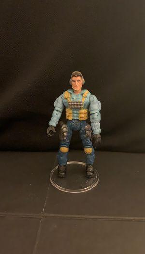 Vintage 2000's Lanard Blue Tech Action Figure for Sale in Gilbert, AZ