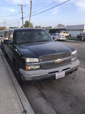 Chevrolet Silverado for Sale in Chula Vista, CA