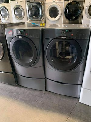 Whirlpool Washer and dryer financing available for Sale in Montebello, CA