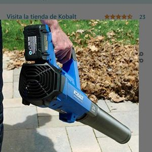 Kobalt12-Amp 700-CFM 115-MPH Corded Electric Leaf Blower for Sale in Rancho Cucamonga, CA