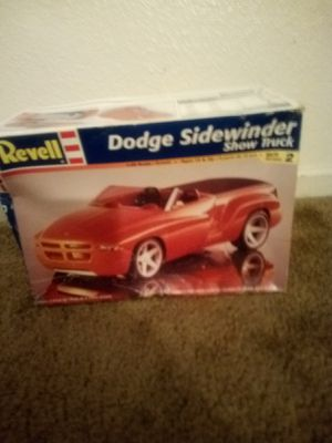 Revell Dodge sidewinder show truck model car for Sale in Rialto, CA
