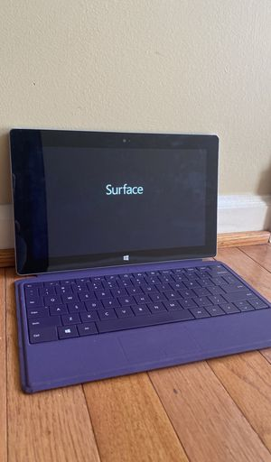 Microsoft Surface Windows RT for Sale in Ashburn, VA