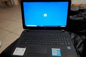 "HP 15-1233WM 15.6"" Laptop Intel Celeron N3050 4GB RAM 500GB Windows 10 Notebook for Sale in Miami Gardens, FL"
