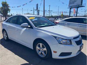2013 Chevrolet Cruze for Sale in Fresno, CA