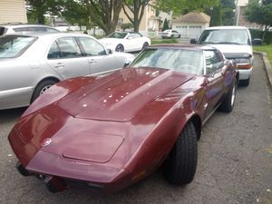 1976 Chevy Corvette for Sale in Edgewater, NJ