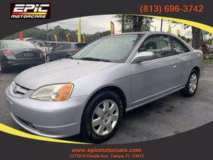 2002 Honda Civic for Sale in Tampa, FL