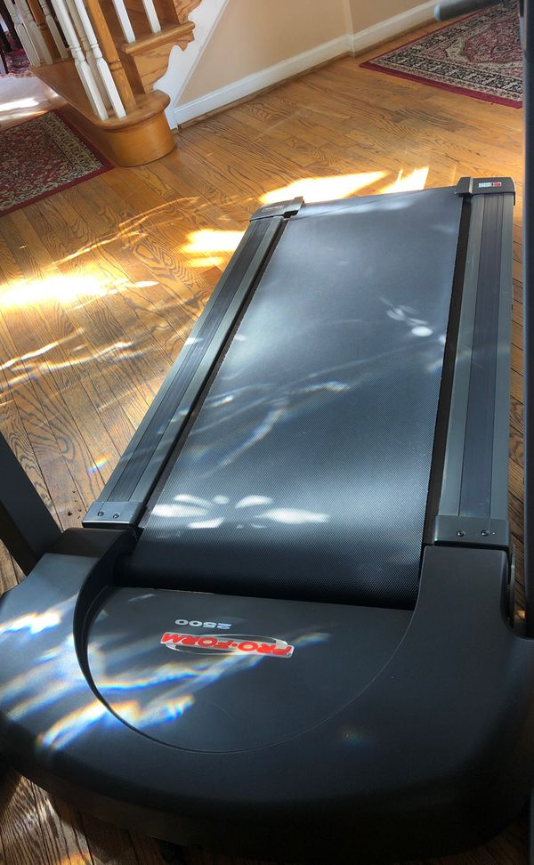 Treadmill Pro Form 2500 Great Condition