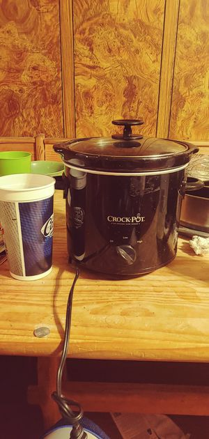Crock pot (medium) for Sale in Garland, TX