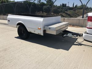Truck Bed Trailer! Heavy Duty! for Sale in Upland, CA