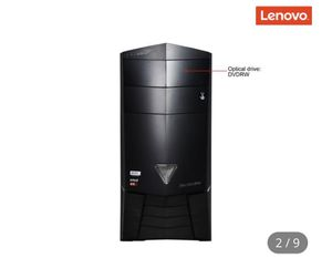 Lenovo gaming/ desktop computer (maxed out settings) **very fast**—————**:CASH ONLY:** for Sale in San Antonio, TX