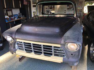 1956 Chevy Truck Big Window for Sale in Riverside, CA