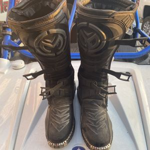 Men's Motocross Boots Sz 12 for Sale in West Covina, CA